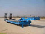 3 Axles Lowbed трейлер Semi с размером 13m*3m*1.5m