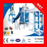 Automatic vazados de concreto tijolo que faz a máquina (QT10-15)