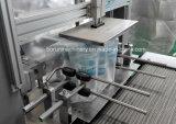 Machine d'emballage à chaleur et à rétrécissement pour bouteilles de jus