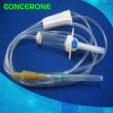 Needle Cap (IV-1001)の医学のDisposable Infusion Set