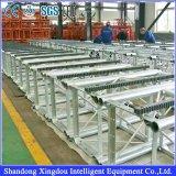 Sc200 Zahnstangentrieb-materieller Aufbau-Aufzug, 2 Tonnen-Aufbau-Hebevorrichtung