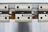 Тормоз гидровлического давления Wc67y-100t3200, машина тормоза давления металлического листа, машина тормоза давления для 3mm