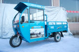 800W Rainning Proof Cabin Tricycle、Three Wheel Motorcycle