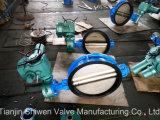 Elektrischer Stellzylinder-Oblate-Typ Drosselventil