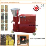 Automatic Flat Die Wood Pellet Machine Hot Salt in 2017