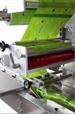 가득 차있는 스테인리스 Ss304 필름 감싸기 처분할 수 있는 식기 포장기