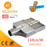 60W-200W High Power LED Street Lighting met Light Sensor (NSLD060DA)