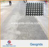 Dam Aiportの走路FoundationのためのアスファルトPavement Fiberglass Geogrids