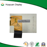 """3.5 """" cor Digitas TFT LCD para o registrador da condução de carro"""