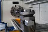 Machine-outil de tour de commande numérique par ordinateur de bâti plat de haute précision (Ck6180g)
