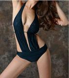 여름 최신 열려있는 유일한 섹시한 매력적인 수영복 비키니 Monokini