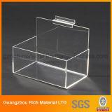 Акриловая коробка ткани/прозрачная пластичная бумажная коробка для дома/гостиницы