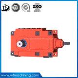 Le réducteur de transmission solide de moulage personnalisé par OEM de ralentisseur d'arbre ou d'arbre de Holoow pour le transport d'énergie a monté/le réducteur de transmission de réducteur/boîte de vitesse/support