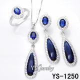 Joyería de imitación determinada de la joyería de la plata esterlina 925 (YS-1250/50G/51/51A, 1394)