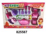 Conjunto educativo de la cocina de los juguetes, cocinando el juguete del té (825574)