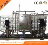 Wasserbehandlung-System für Quellwasser
