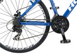 "26 "" 21sp Hot Oscuro-azul Sale New Fashion Aluminum Mountain Bike"