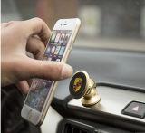 Suporte forte super do carro do carrinho do telefone móvel do ímã com cristal