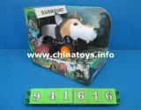 La plastica del regalo di promozione gioca l'automobile animale di attrito dell'automobile (941617)