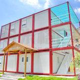 Contenedor Prefabricado Casa / Construcción