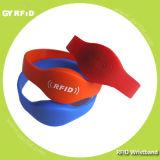 Бирка вахты Wrs05 Ntag213 13.56MHz RFID для снабжать билетами случая (GYRFID)