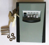 Safe chave Box, Combination Lock, 4-Digits Key Holder Box, Al-280