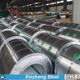 Bobina d'acciaio galvanizzata acciaio galvanizzata dura piena Dx51d