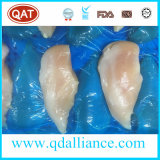 Viande de poitrine de poulet congelé avec certification Halal