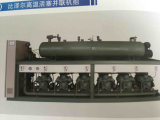 Compresseur de réfrigération d'élément de parallèle de piston de température élevée de Bitzer