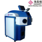 Women의 Ornaments, Gold 및 Silver를 위한 보석 Laser Welding Machine