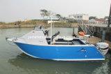 Cuddy-Kabine-harte Spitzenlegierungs-Fischerboot