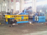 Presse de rebut hydraulique en métal de la CE dans la réutilisation de l'industrie (Y81F-160A)