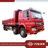 Sinotruk HOWO 8X4 371HP Zz3317n3867Aのダンプトラック