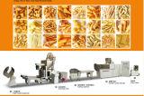 Riga trattata fritta macchina dello spuntino del soffio della farina di frumento dell'espulsore dell'alimento