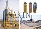 Planta nova da refinação da destilação do petróleo Waste do preto da tecnologia 2016