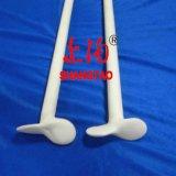 Óxido de aluminio del alúmina Al2O3 Rod Stirring de cerámica