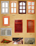 新しいデザイン高品質の標準`の純木の食器棚#255