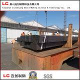 Schwarzes Stahlrohr mit Qualität