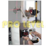 Het dwars Niveau van de Laser van de Lijn & van het Schietlood (R22)
