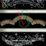 チョンシャンのクリスマスLED Streeはモチーフの装飾ライト中国の製造者をつける