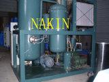 シリーズTyaの真空の潤滑油の清浄器またはオイル浄化