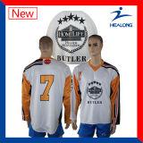 Трикотажные изделия хоккея команды печатание Healong изготовленный на заказ