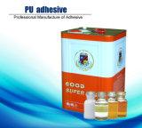 Film de PVC del pegamento adhesivo para laminar / Embalaje / Vinculación MDF, HDF y Tablero de madera (HN-116)