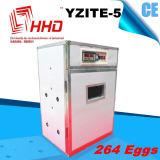 Incubateur de Oeuf-Rotation complètement automatique d'oeufs de poulet de 264 oeufs (YZITE-5)