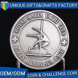 Il buon OEM di prezzi personalizza i distintivi del metallo e le monete del regalo