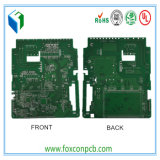 Elektronische PCB van de Assemblage van PCB van de Meter, PCBA voor Controlemechanisme, Wapen Ingebedde Raad PCBA