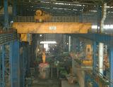 Кран стального прогона двойника уполовника надземный с машинным оборудованием электрической лебедки поднимаясь