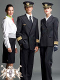 Uniforme da forma para os membros da linha aérea (UFM130015)