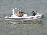 Nave di soccorso, Outboard Motor Boat, Rib Boat, 5.2m Inflatable Boat