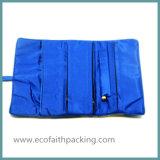 袋を広告するサテンファブリックが付いている小さいドローストリングのギフトの昇進袋